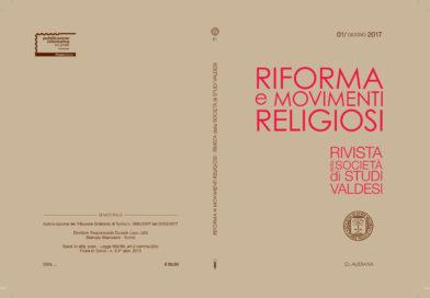 RMR 01 RIFORMA IN ITALIA