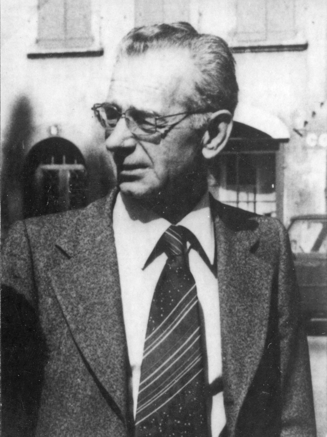 Augusto Armand Hugon (1915-1980)